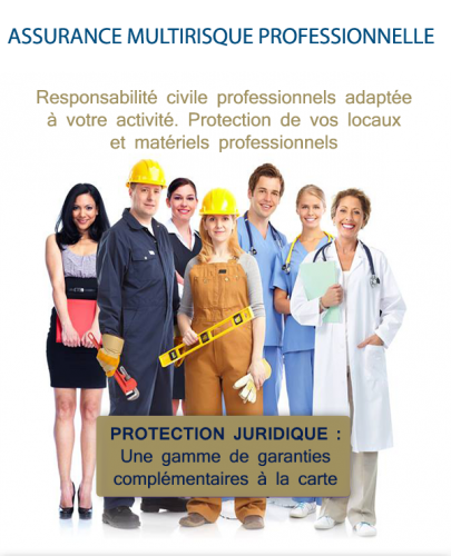 Assurance multirisque professionelle 3